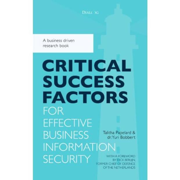 Critical Success Factors For Effective Business