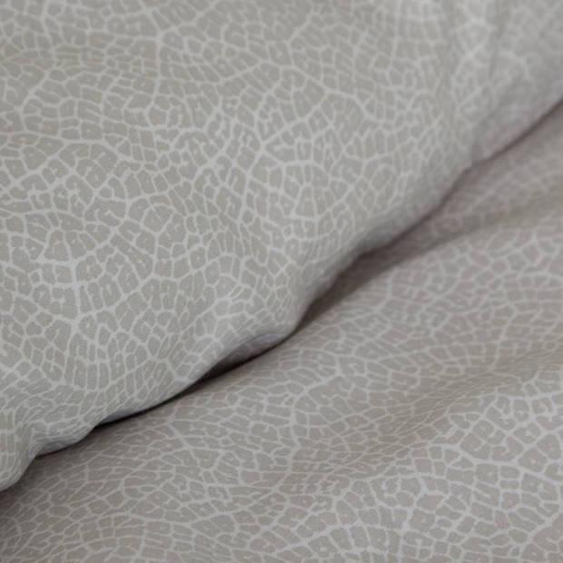 Damai Organic Silt dekbedovertrek - 1-persoons (140x200/220 cm + 1 sloop)