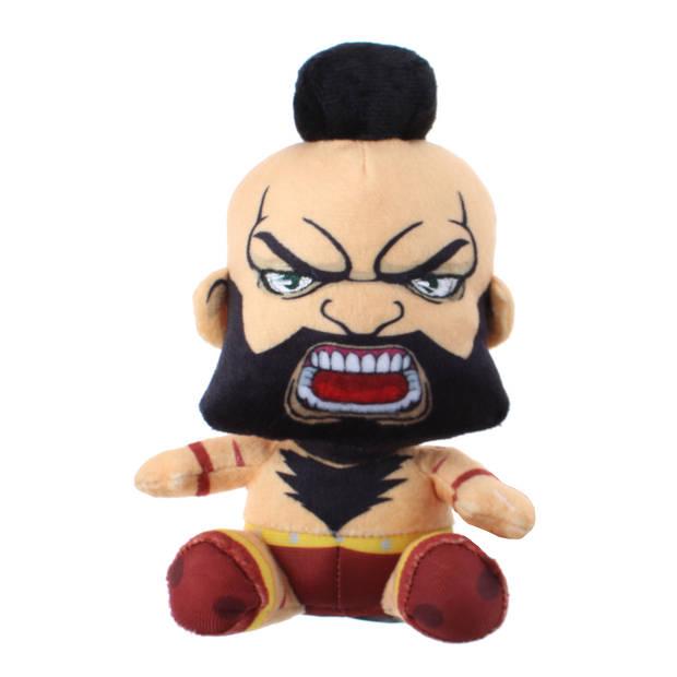 Kamparo knuffel Street Fighter Zangie 25 cm