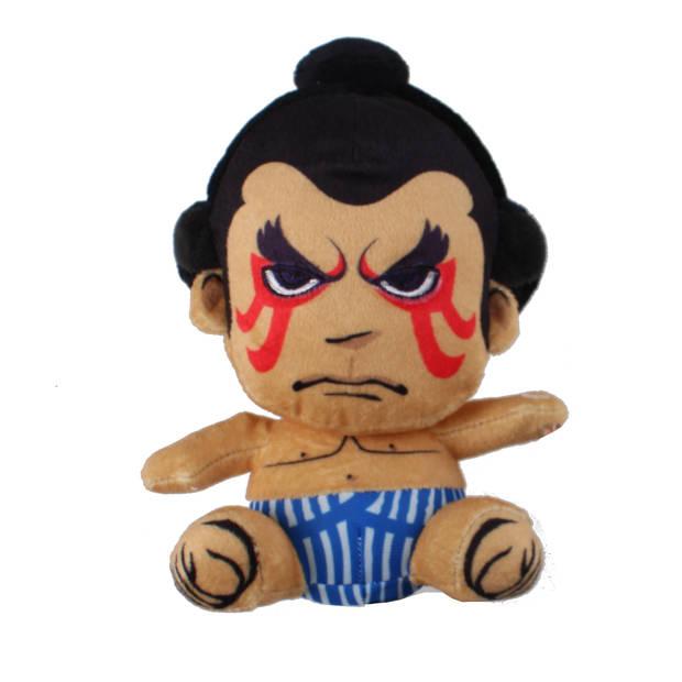 Kamparo knuffel Street Fighter E. Honda 15 cm