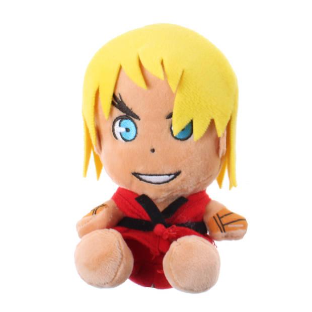 Kamparo knuffel Street Fighter Ken 15 cm