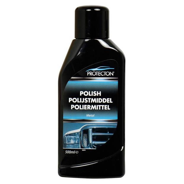 Protecton polijstmiddel metaal 500 ml