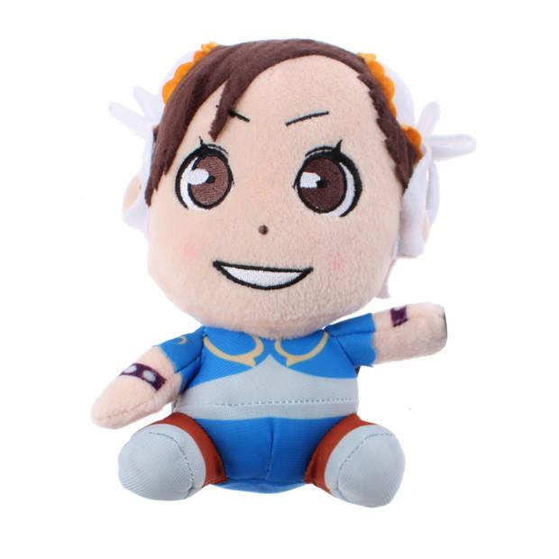 Kamparo knuffel Street Fighter Chun Li 15 cm