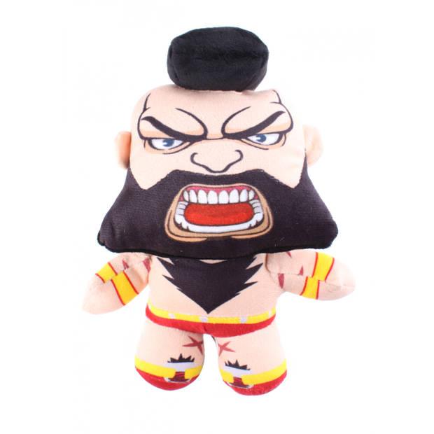 Kamparo knuffel Street Fighter Zangief 20 cm