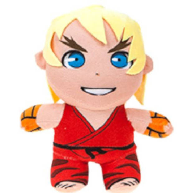 Kamparo knuffel Street Fighter Ken 20 cm