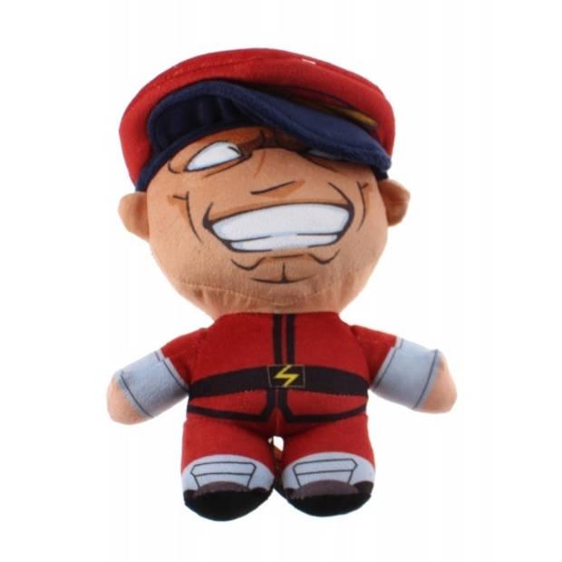 Kamparo knuffel Street Fighter M. Bison 28 cm