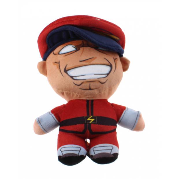 Kamparo knuffel Street Fighter M. Bison 20 cm