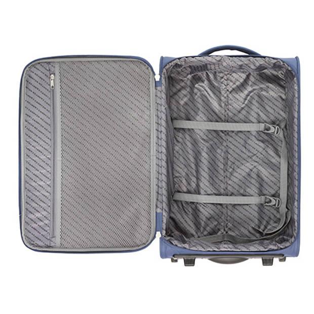 CarryOn Air Trolley handbagage koffer 55cm - 2 wielen - Blauw