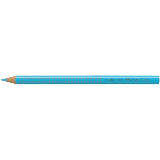 kleurpotlood Faber Castell Jumbo GRIP 47 lichtblauw