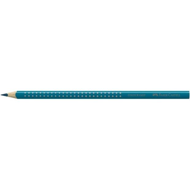 kleurpotlood Faber Castell GRIP 53 kobaltturquoise