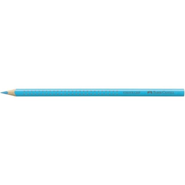 kleurpotlood Faber Castell GRIP 47 lichtblauw