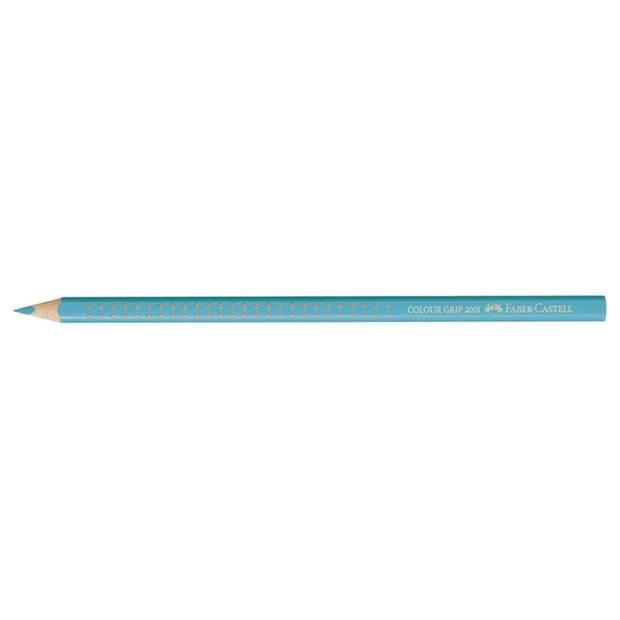 kleurpotlood Faber Castell GRIP 54 lichtkobalt turquoise