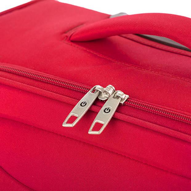 CarryOn Air Trolley handbagage koffer 55cm - 2 wielen - Rood