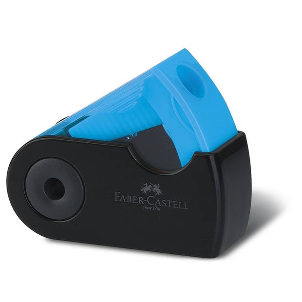 schrijfset Faber-Castell Sparkle blauw/zwart