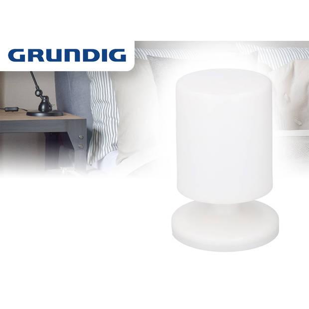 Grundig Indoor en Outdoor Led Tafellamp - IP44 - 1.5 Watt