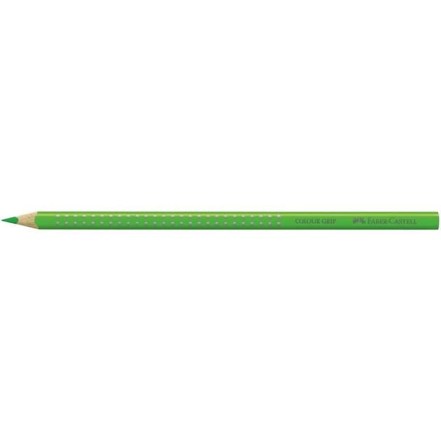 kleurpotlood Faber Castell GRIP 66 grasgroen