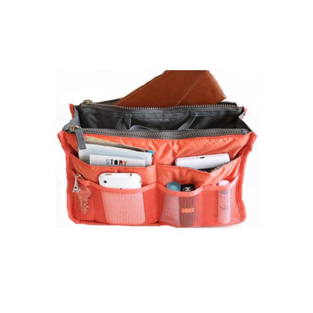 Bag in Bag - Organizer - Oranje