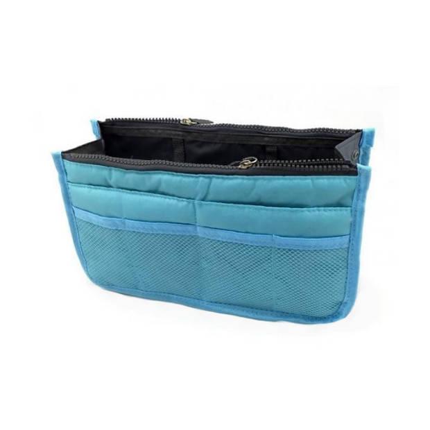 Bag in Bag - Organizer - Blauw