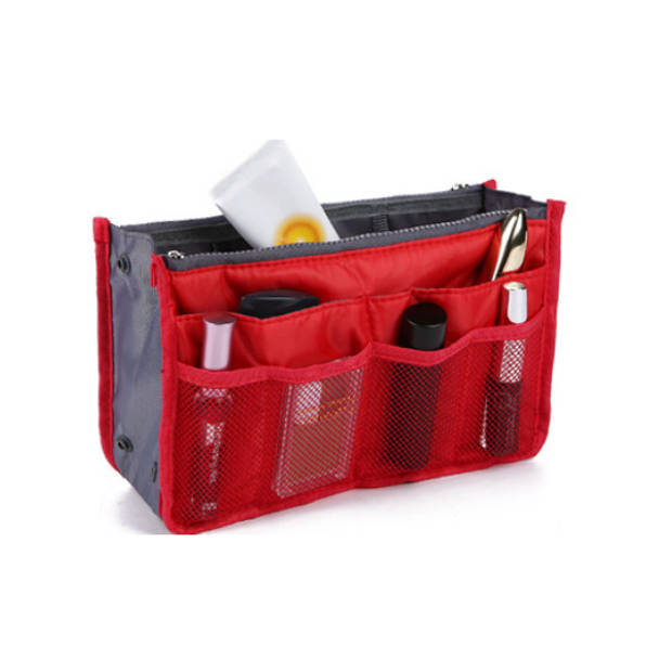 Bag in Bag - Organizer - Rood