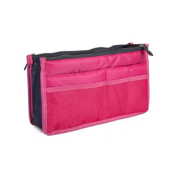 Bag in Bag - Organizer - Fuchsia