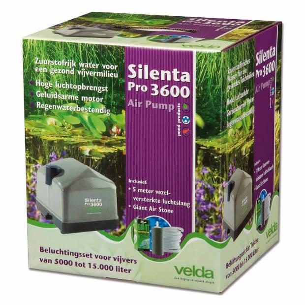 Luchtpomp Silenta Pro 3600 Velda