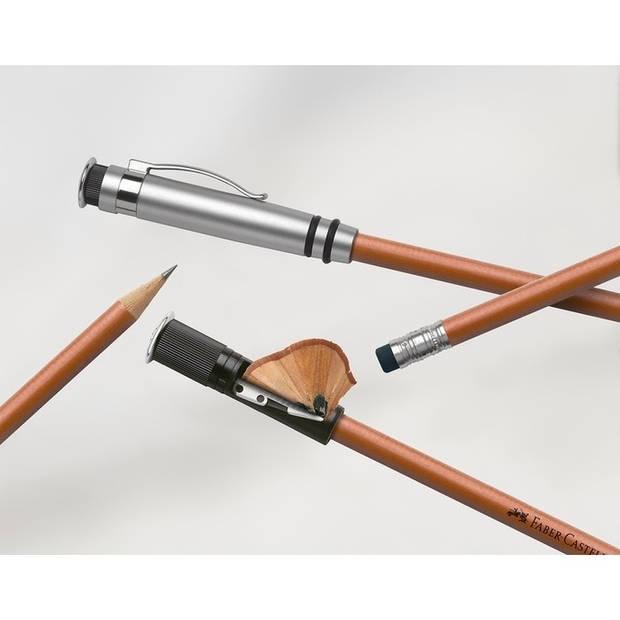 potlood Faber Castell Perfect Pencil reservepotlood bruin