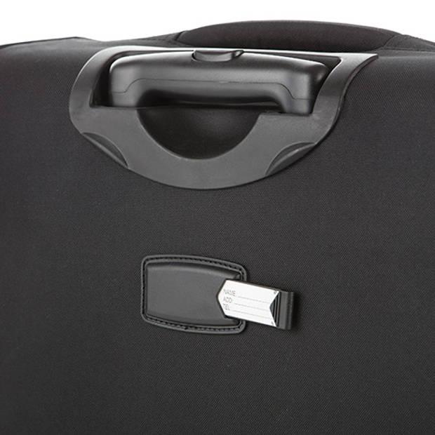 CarryOn Air Trolley handbagage koffer 55cm - 2 wielen - Zwart