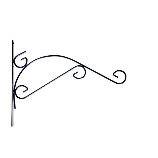 Sierhaak antraciet 40 cm