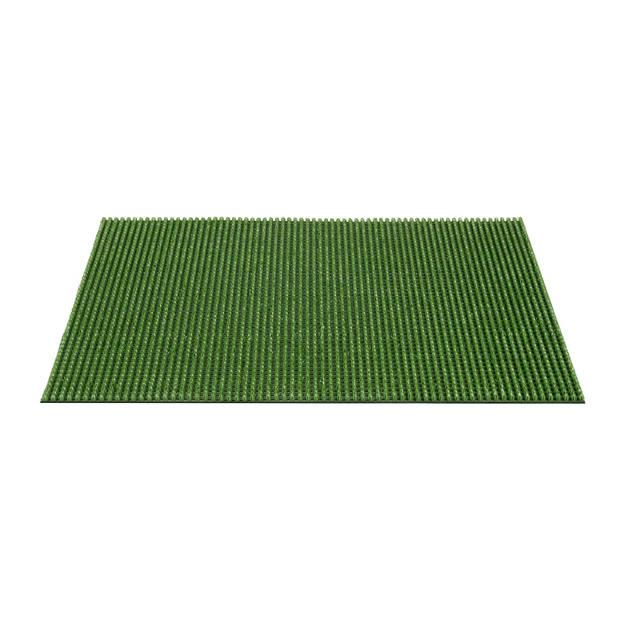 deurmat queens grasmat groen 40x60cm hamat