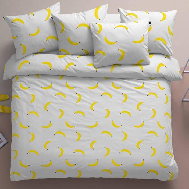 Damai Going bananas dekbedovertrek - 2-persoons (200x200/220 cm + 2 slopen)