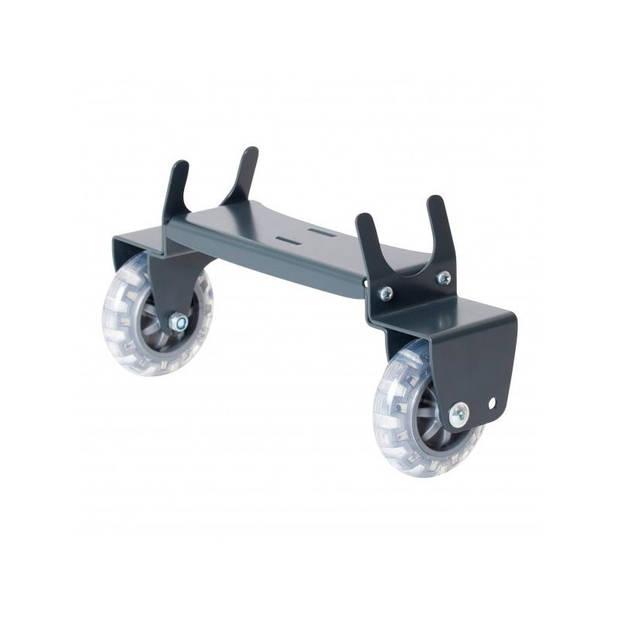 Twinny Load Kronos trolley voor e-Active staal 30 cm grijs