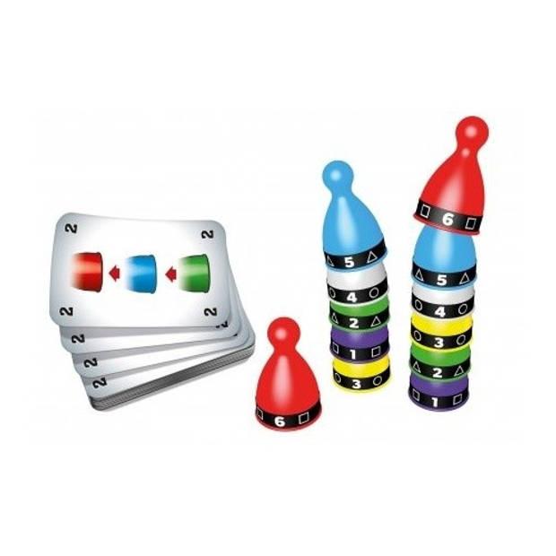 Tactic behendigheidsspel Let's Play Bell Towers