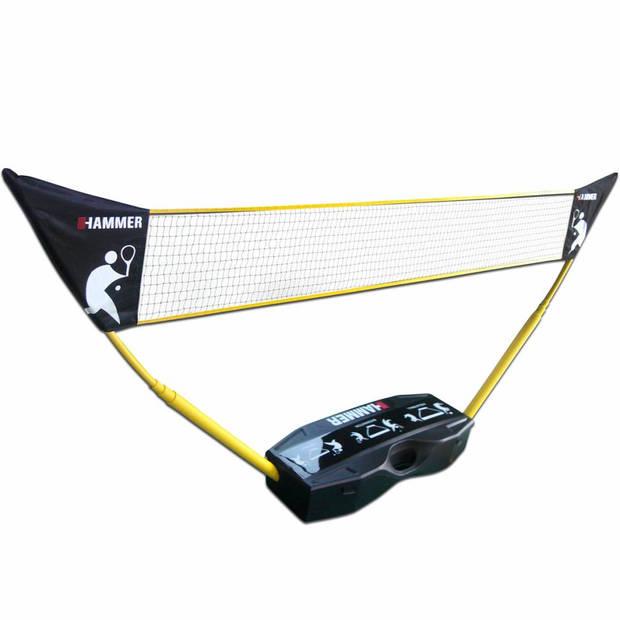 Hammer 3-in-1 set voor volleybal, badminton en tennis