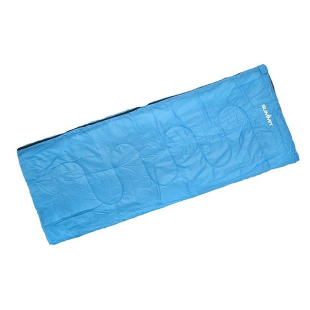Summit slaapzak Envelope 185 x 75 cm blauw