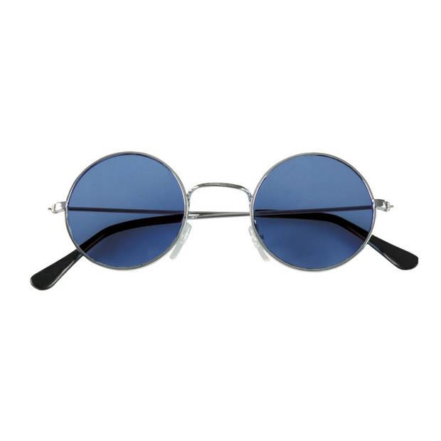 Boland bril John unisex blauw