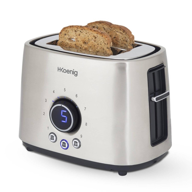 H. koenig toaster 2-slots