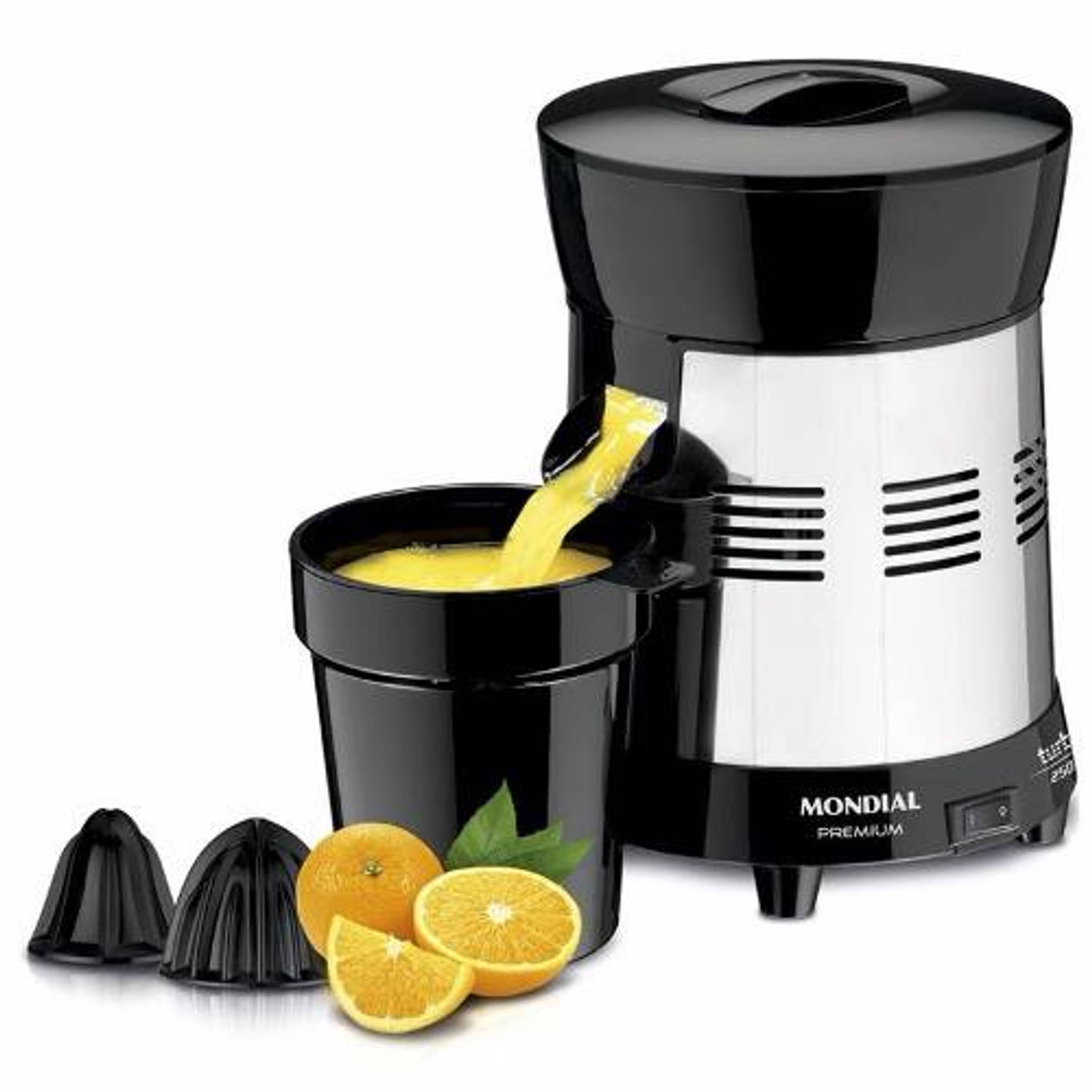 Mondial smart day citrus juicer turbo premium