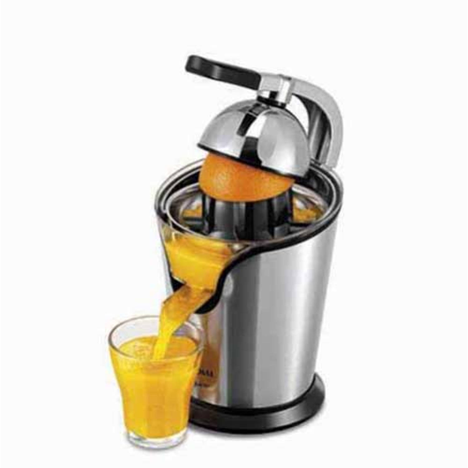 Mondial rvs citrusjuicer