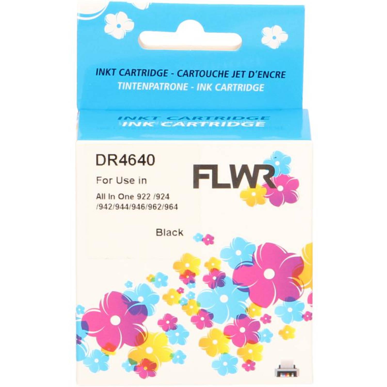 FLWR Dell 922 zwart Cartridge