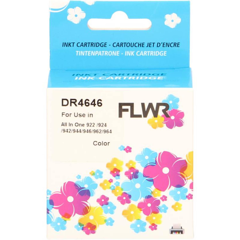 FLWR Dell 922 kleur Cartridge