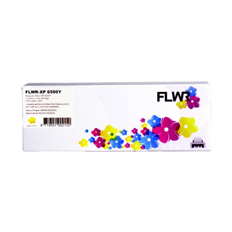 Korting Flwr Xerox Phaser 6500 Workcentre 6505 Geel Toner