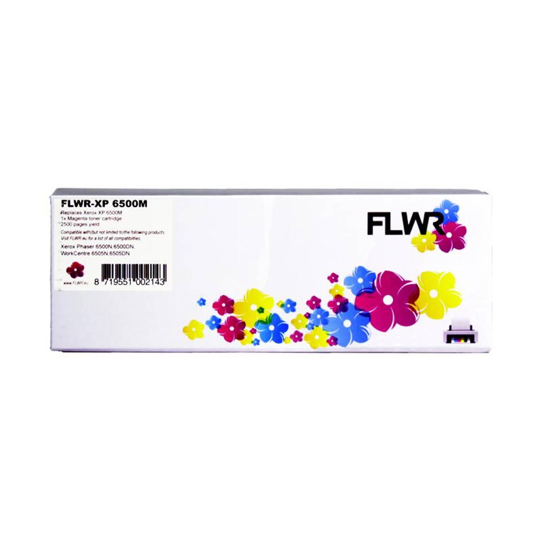 FLWR Xerox Phaser 6500 / WorkCentre 6505 magenta Toner