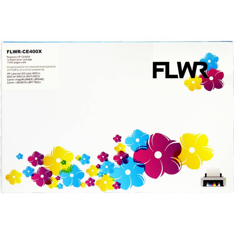FLWR HP 507X zwart Toner