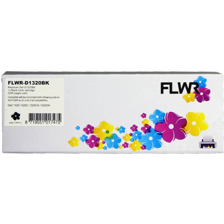 FLWR Dell 1320c zwart Toner