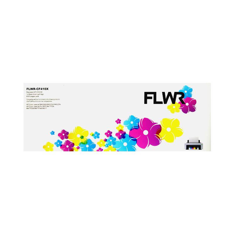 FLWR HP 410X zwart Toner