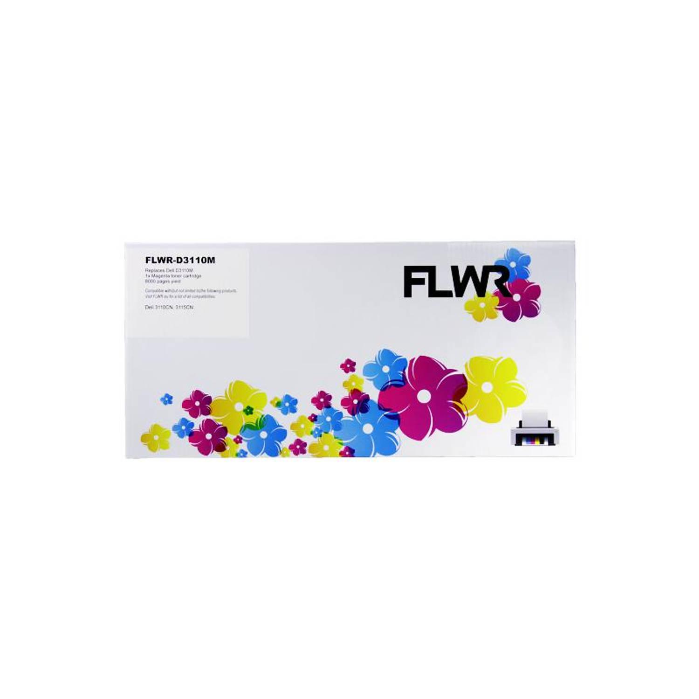 FLWR Dell 3110 magenta Toner