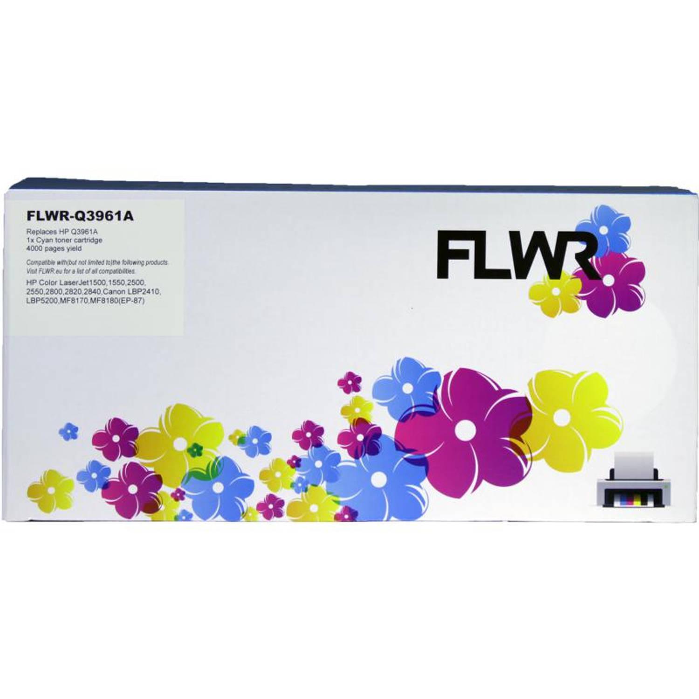 FLWR HP 122A cyaan Toner