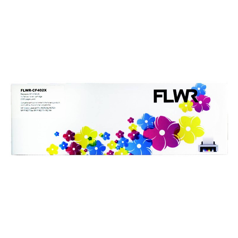 Korting Flwr Hp 201x Geel Toner