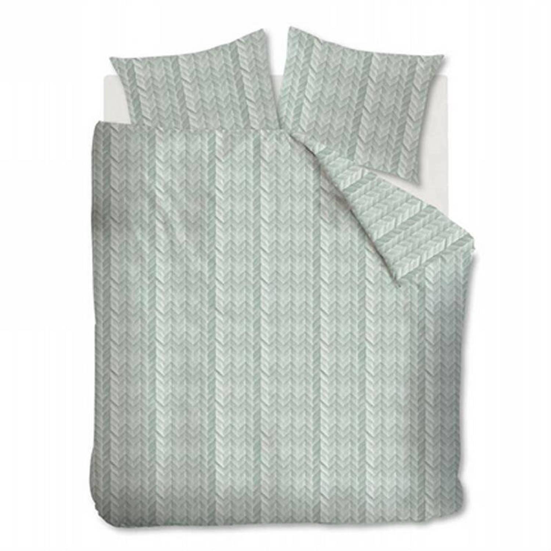 Afbeelding van At Home with Marieke At Home Fold dekbedovertrek - Lits-jumeaux (240x200/220 cm + 2 slopen)