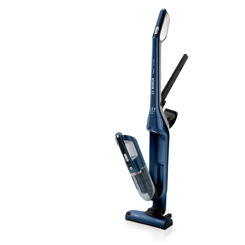 Bosch steelstofzuiger FLEXXO BCH3P255 - blauw